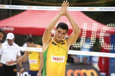 Brasil avança com quatro duplas no masculino à fase eliminatória em Gstaad