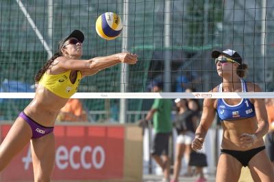 Brasil avança com três duplas à fase eliminatória na Polônia
