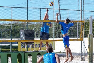 Brasil busca manter títulos no vôlei de praia a partir de terça-feira, na China