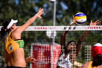 Brasil consegue dia perfeito no torneio feminino