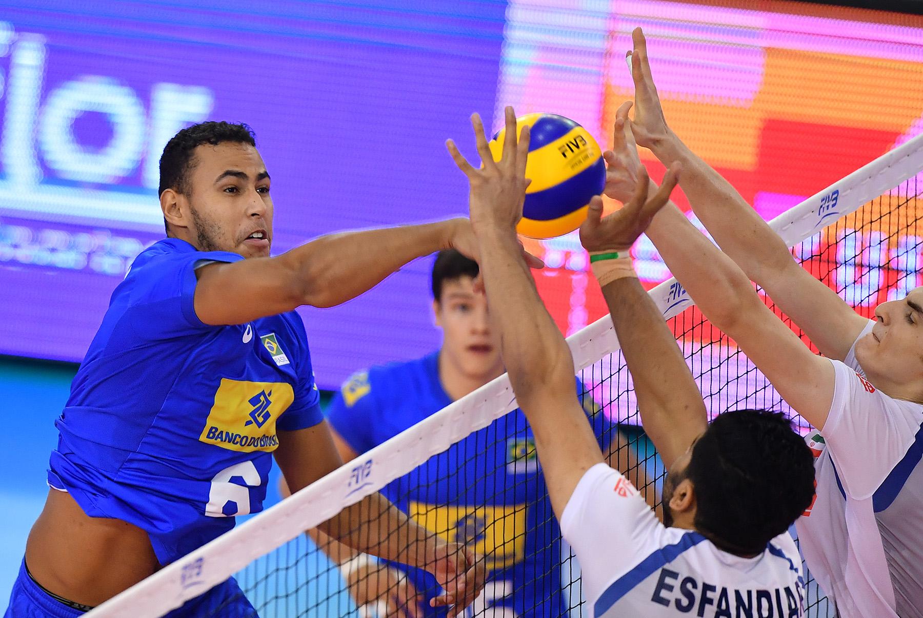 Brasil é superado nas quartas de final pelo Irã