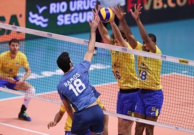 Brasil é superado pela Argentina