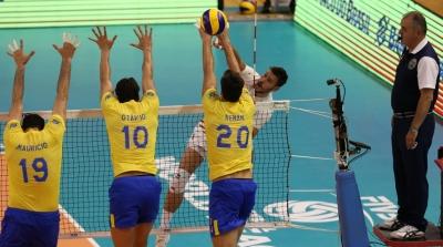 Brasil é superado pela Bulgária