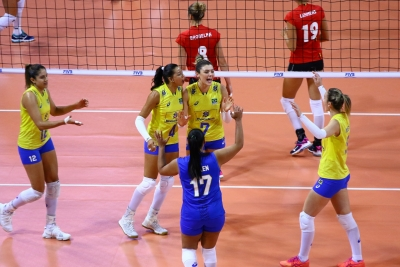 Brasil estreia com vitória sobre a Bélgica