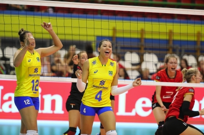 Brasil estreia contra a Bélgica nesta sexta-feira