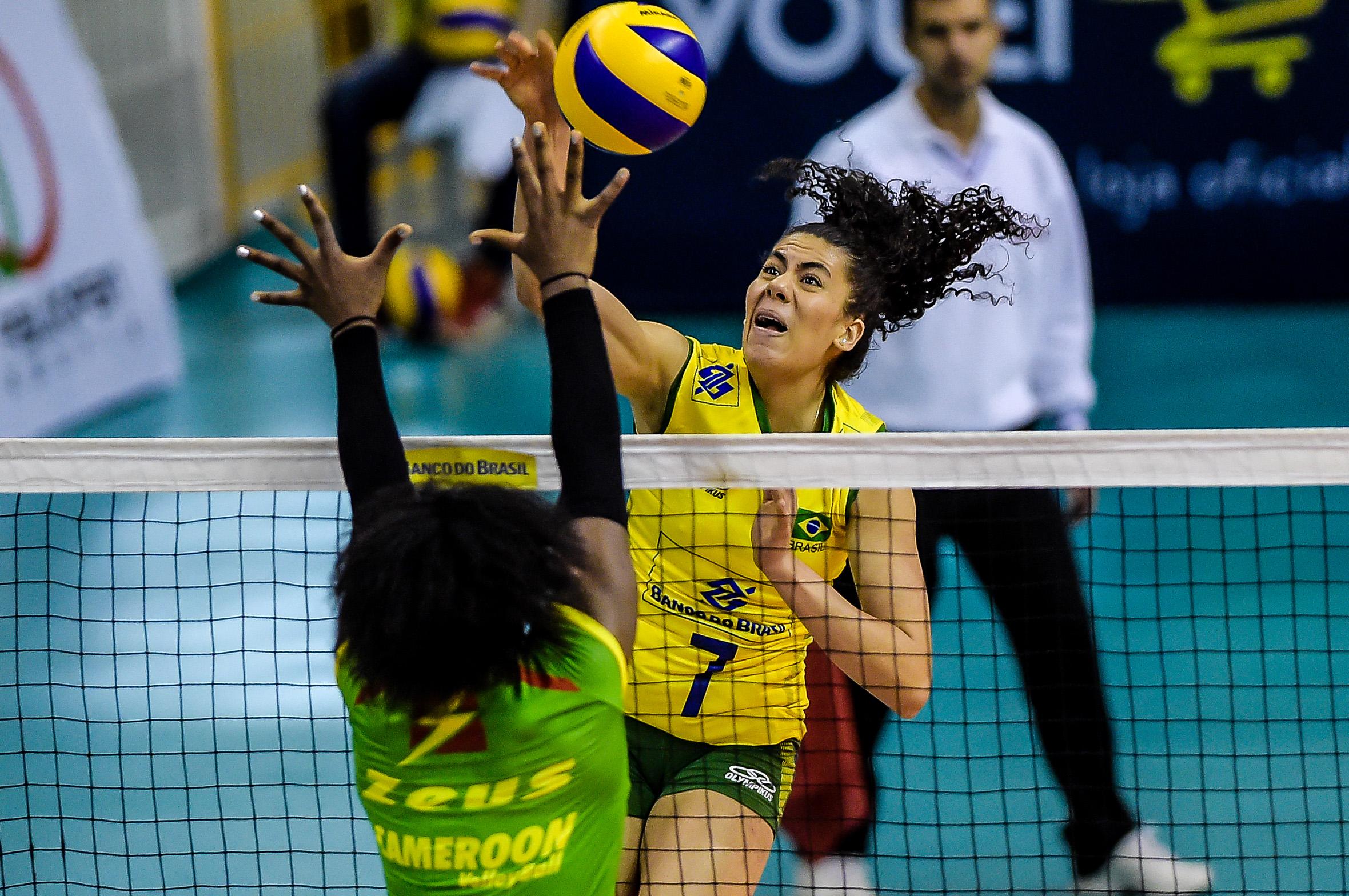 Brasil estreia contra o Quênia neste domingo