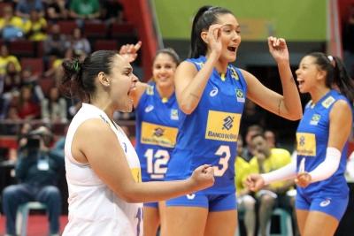 Brasil leva a melhor no segundo amistoso contra a Polônia