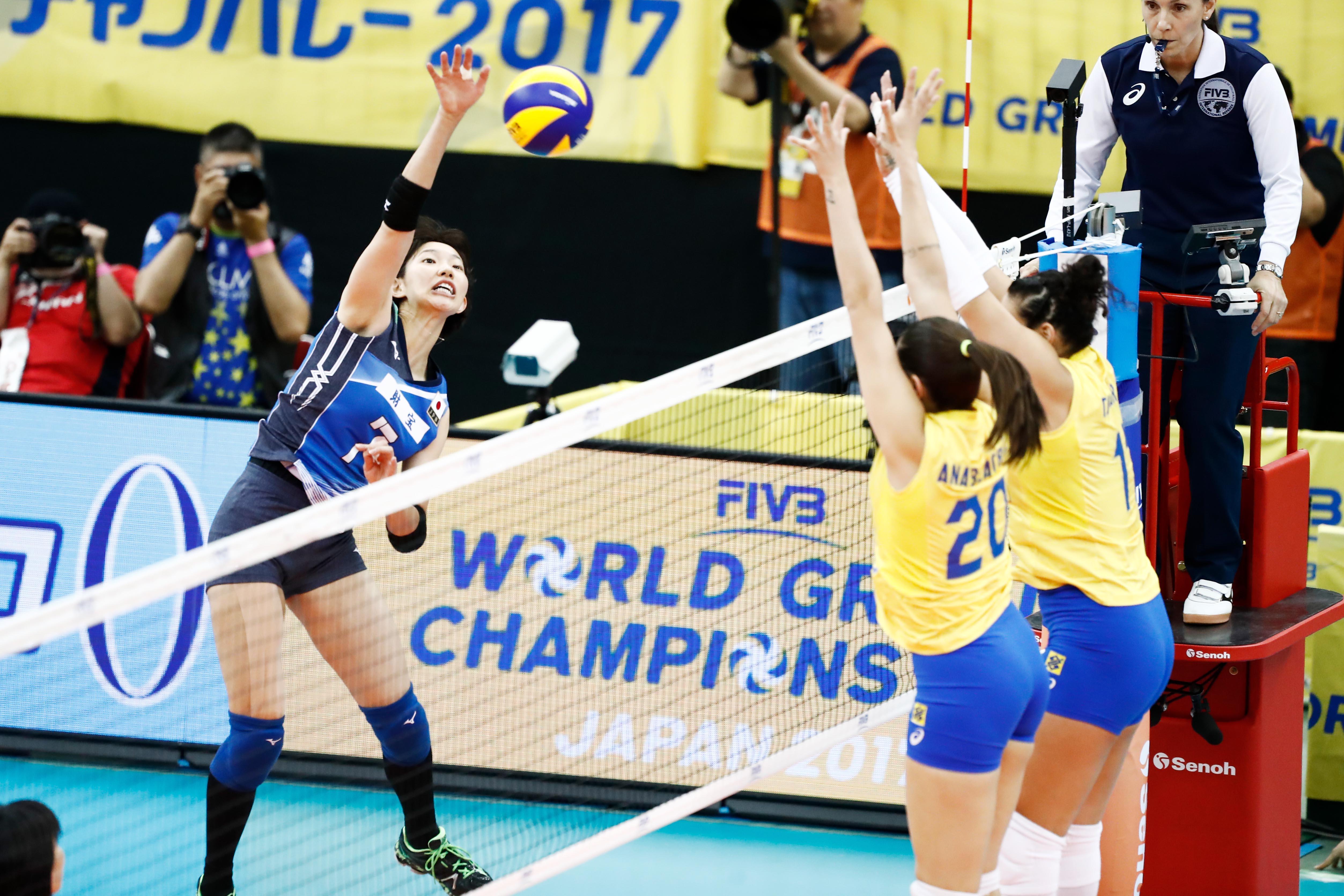 Brasil leva jogo para tie-break, mas é superado pelo Japão