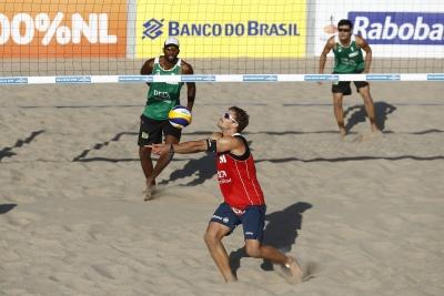 Brasil segue com força total no torneio masculino
