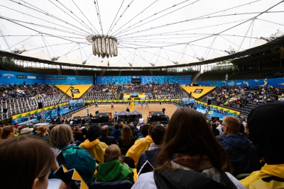 Brasil terá quatro duplas em busca de medalha na última etapa da temporada