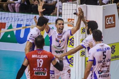 Campeão da Copa Banco do Brasil, Funvic Taubaté volta foco para a Superliga