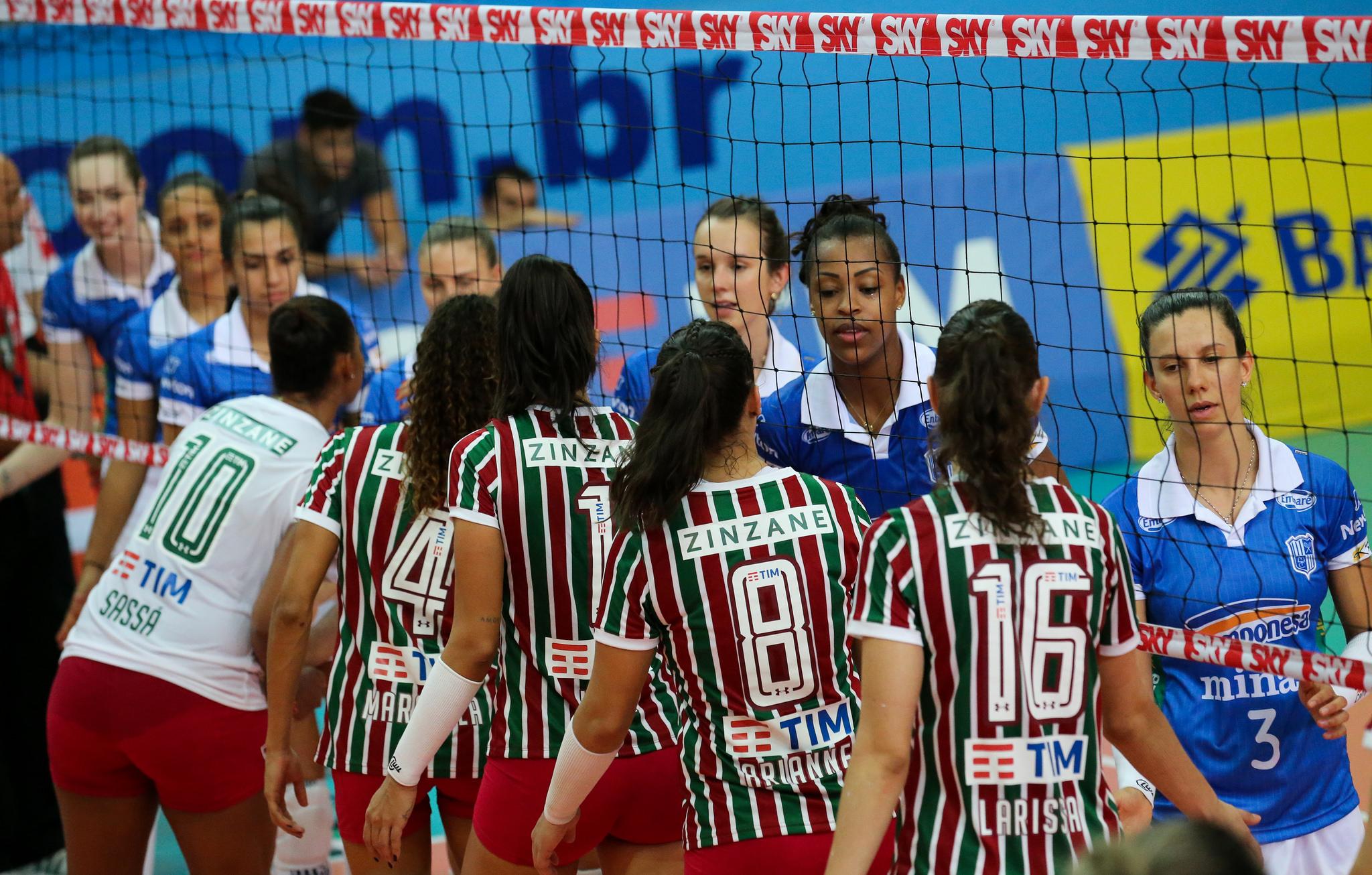 Camponesa/Minas e Fluminense abrem a competição em BH