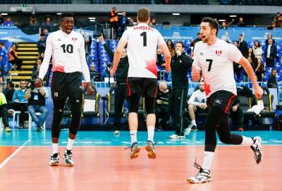 Canadá e Estados Unidos vencem na segunda rodada