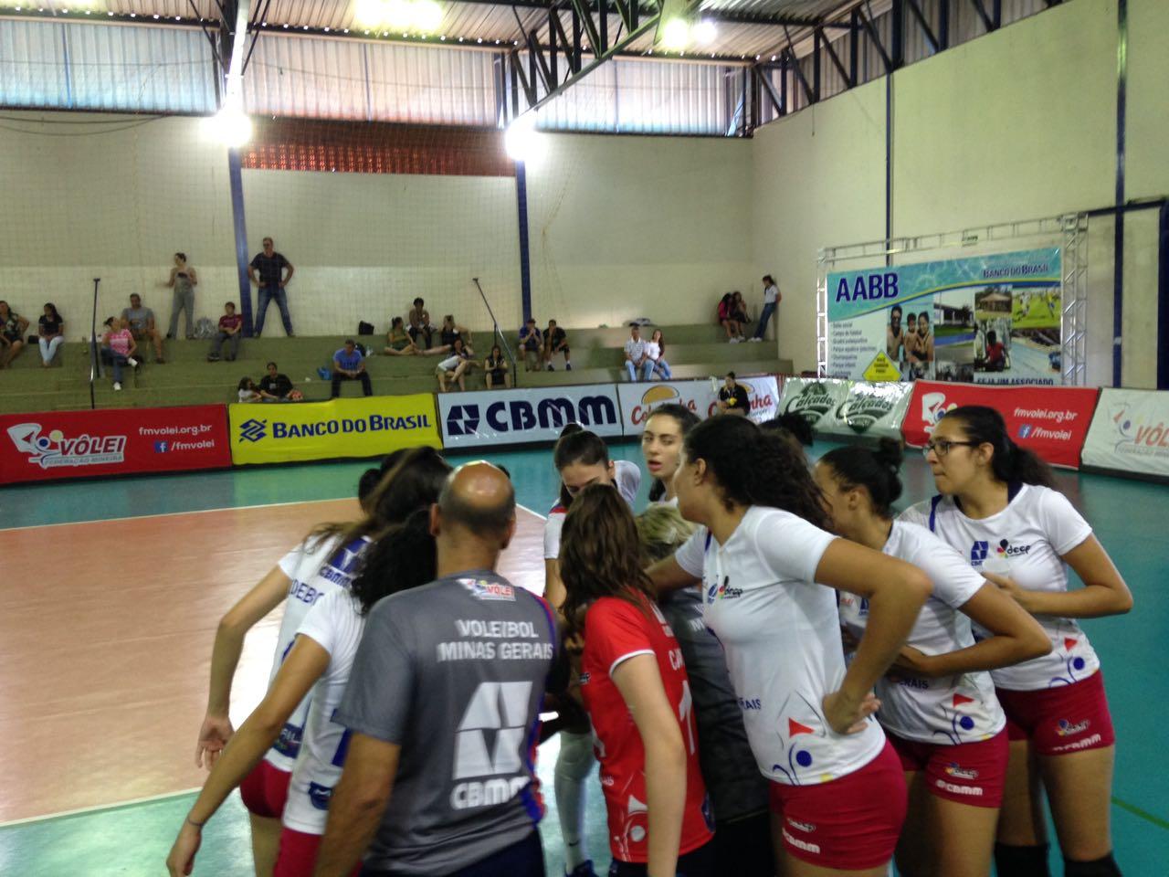 CBV convida 20 atletas da Taça Potengi para período de treinos em Saquarema