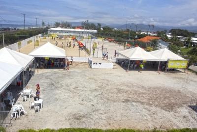 Centro de Desenvolvimento em Saquarema recebe treinos da base e adulto no Carnaval