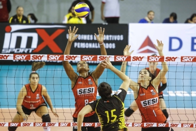 Com novo técnico, Rio do Sul recebe Sesi-SP nesta sexta-feira