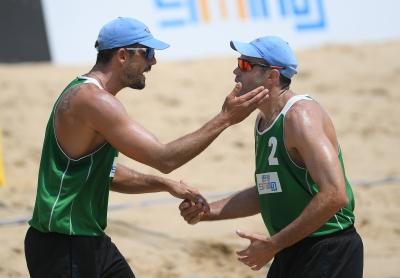 Com qualificatório, Brasil pode ter até 12 duplas em ação na etapa do Rio