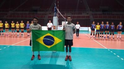 Competição começa a ser disputada em Fortaleza