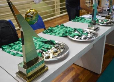 Competição sub-17 feminina começa na sexta-feira, em Saquarema