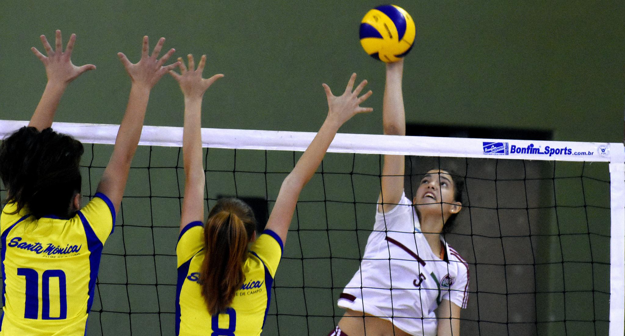 Confrontos semifinais definidos no Rio