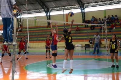 Copa Escolar Infanto de Voleibol tem início neste final de semana