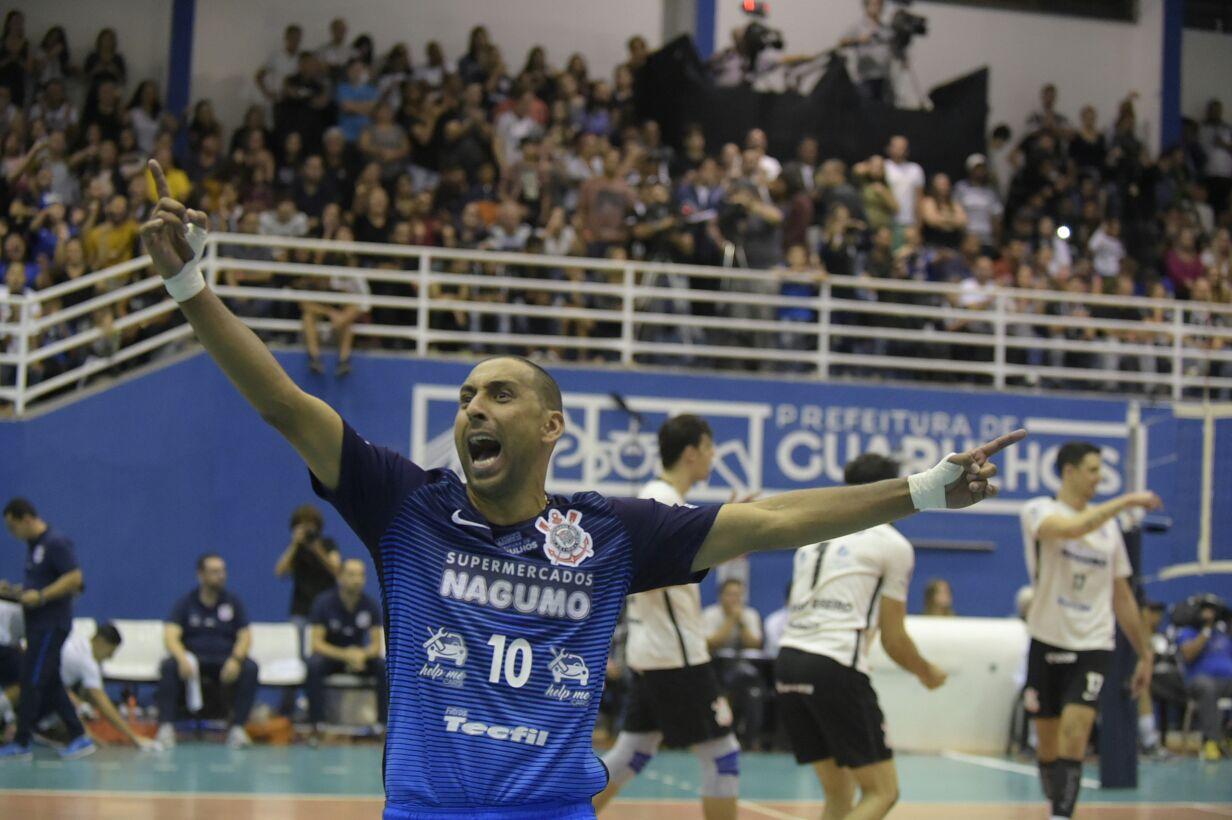 Corinthians-Guarulhos e EMS Taubaté Funvic fazem jogo isolado neste sábado