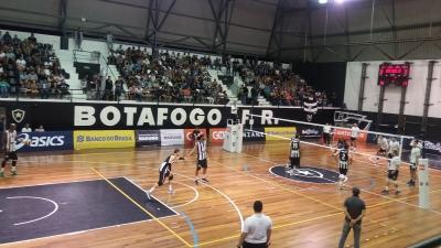 Corinthians/Guarulhos vence o Botafogo e garante vaga na elite