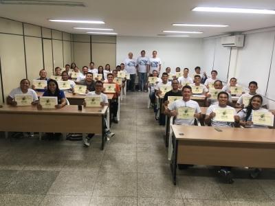 Curso forma 36 novos treinadores de Nível II em Belém