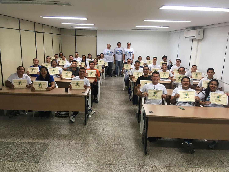 Cursos de Treinadores movimentam o país no começo de 2018