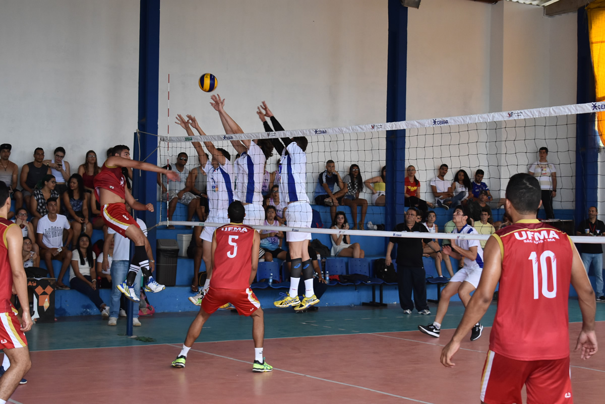 Decisão do voleibol dos Jogos Universitários Maranhenses acontece nesta sexta-feira (25)