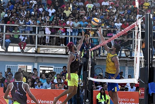 Duplas brasileiras terminam em quarto e Brasil lidera ranking