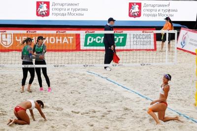 Duplas brasileiras vencem no qualificatório e país terá força máxima