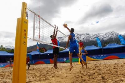 Duplas do Brasil mantêm invencibilidade e vão às quartas de final