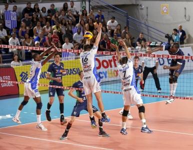 Em casa, Minas Tênis Clube supera Funvic Taubaté