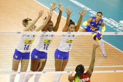 Equipe brasileira encerra participação com quinto lugar