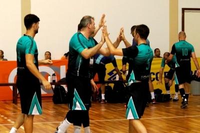 Equipe paranaense sonha com título na categoria 35+