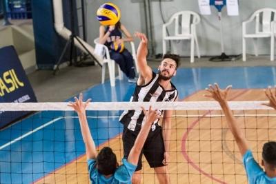 Equipes cariocas e mineiras fazem as semifinais em Porto Alegre