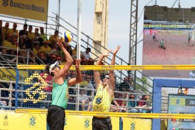 Etapa de Campo Grande terá estreia de novas duplas e campeão da quadra