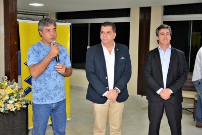 Etapa do Challenger de vôlei de praia é lançada em Palmas (TO)