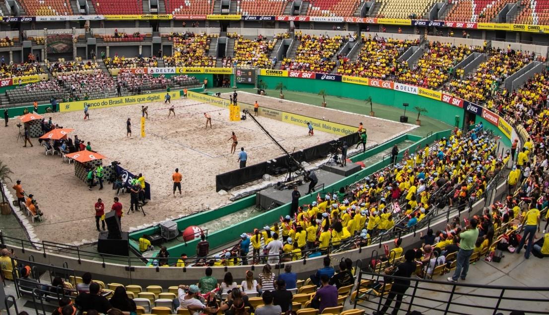 Etapa do Rio reuniu melhores duplas do mundo, teve estrutura no Parque Olímpico elogiada e clínica técnica para mil crianças de programas sociais