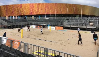 Etapa em Haia, na Holanda, é o próximo desafio das duplas brasileiras