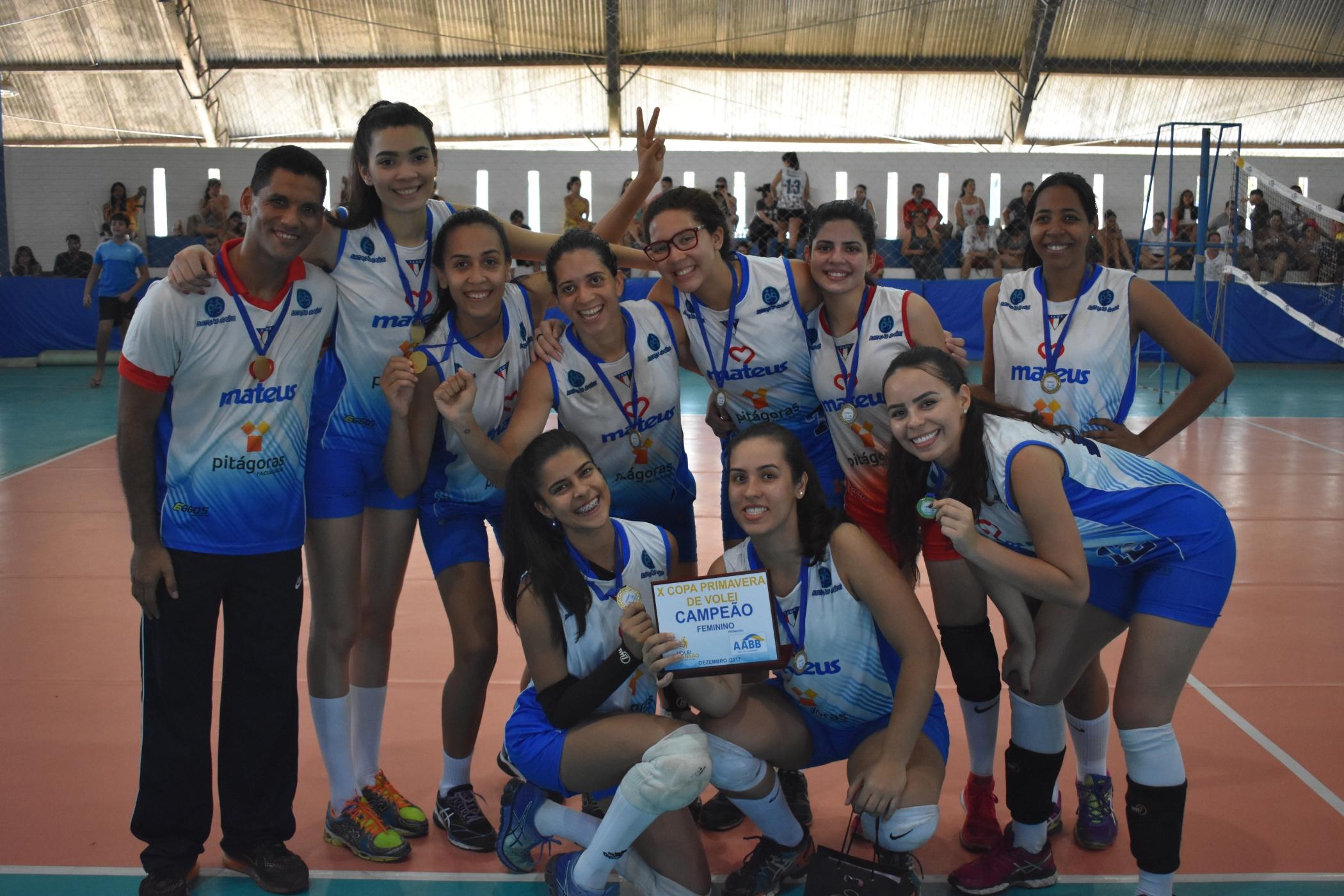 Faculdade Pitágoras domina a X Copa Primavera