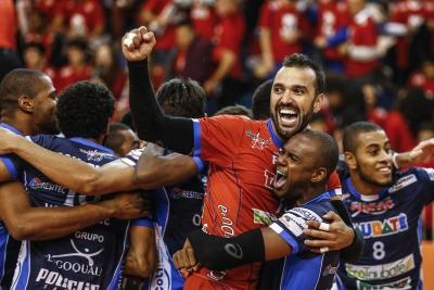 Funvic Taubaté encerra a série contra o Sesi-SP e está na final