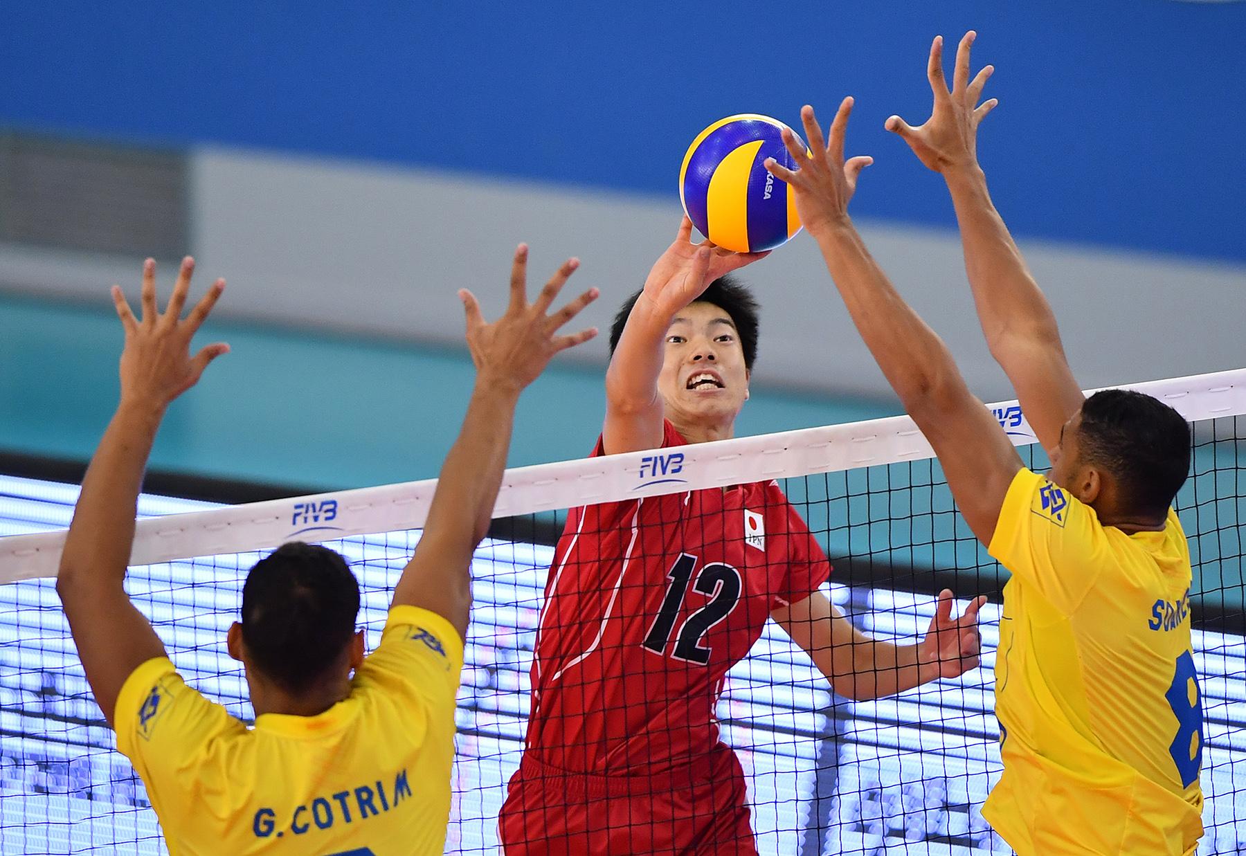 Já classificado às oitavas, Brasil sofre revés para o Japão