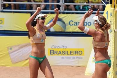 Larissa e Talita garantem o tricampeonato e capixaba bate recorde em Maceió