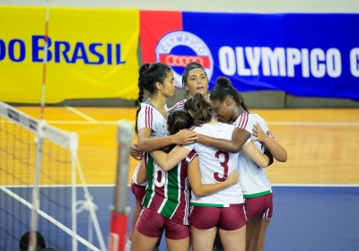 Martin Luther/Marechal Rondon e Fluminense decidem o título no Olympico