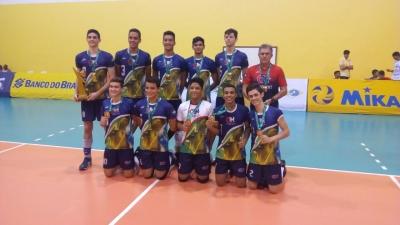 Mato Grosso e Espírito Santo são campeões em Saquarema