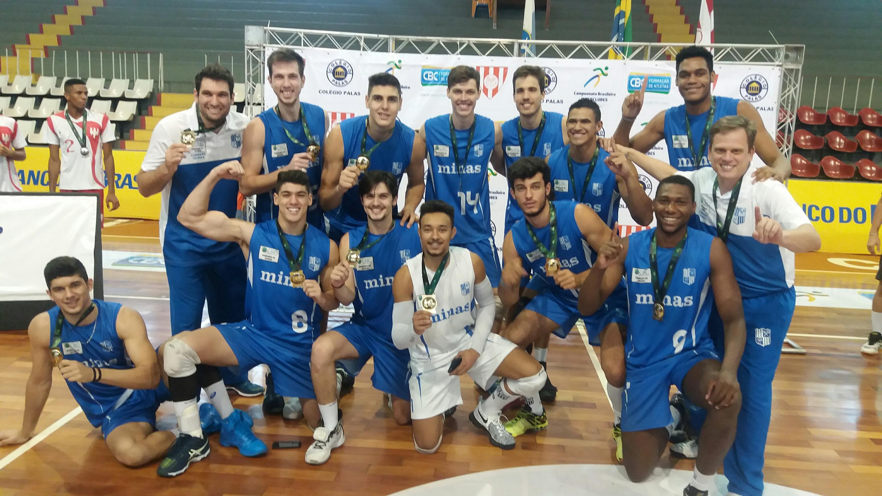 Minas Tênis Clube vence o Tijuca e fica com o ouro