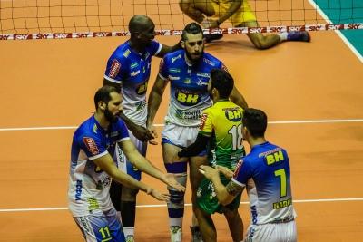Montes Claros e Brasil Kirin encerram primeira rodada do playoff