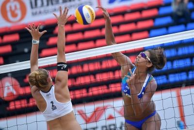 Na China, Brasil avança com duplas às quartas de final no masculino e feminino